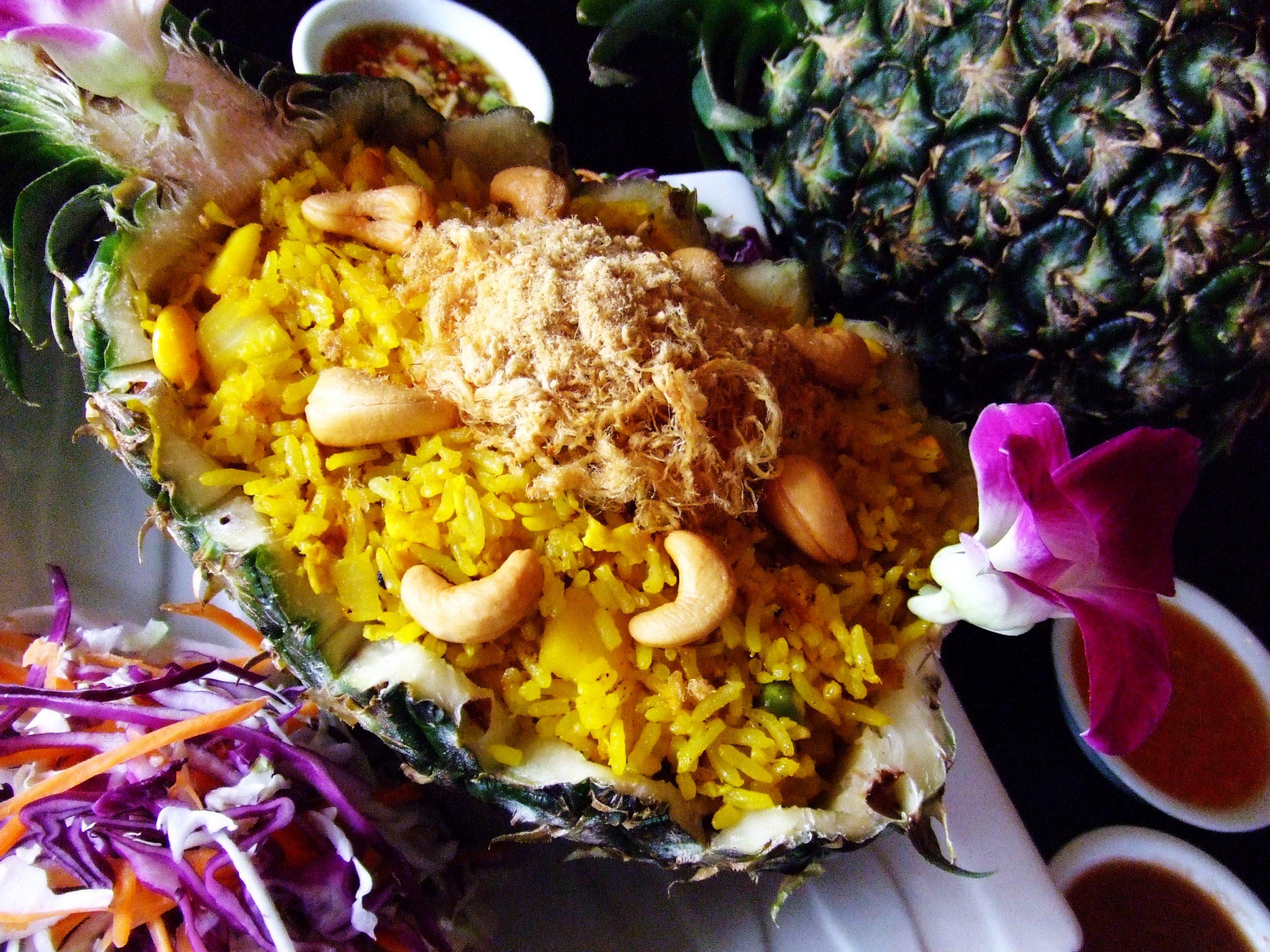 世界美食大师-泰国餐