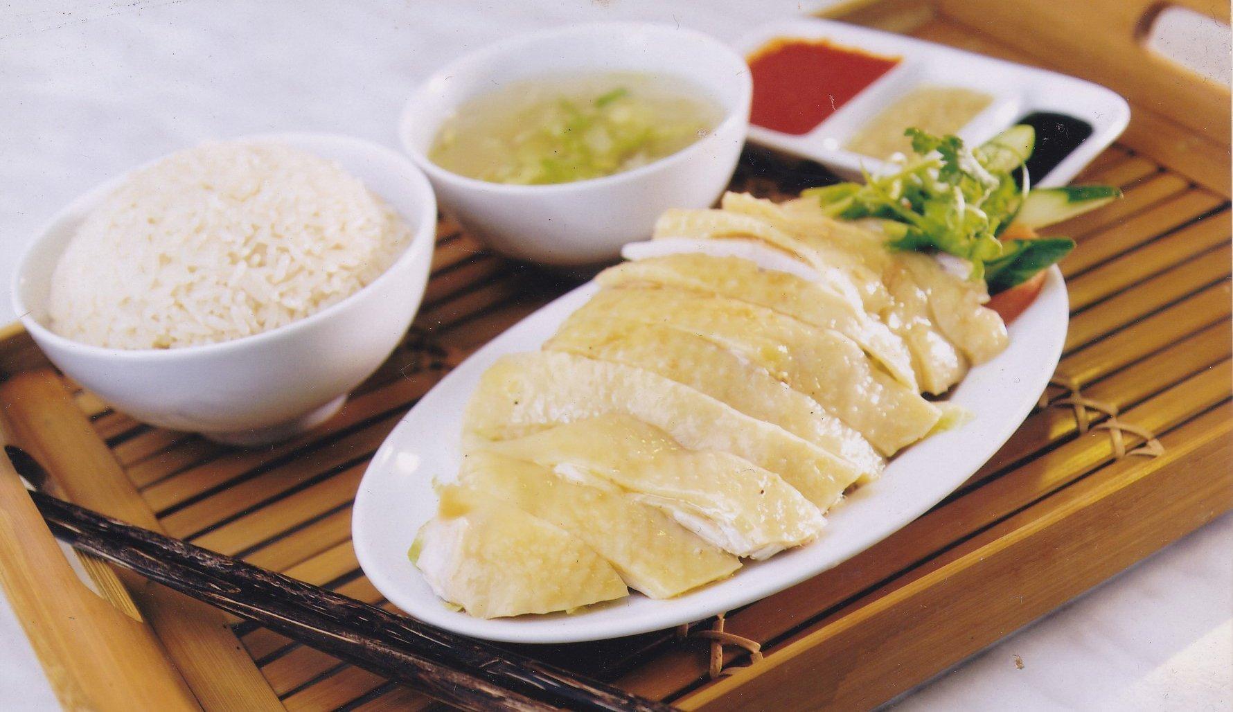 世界美食大师-CNN 全球50大美食 45 新加坡海南鸡饭