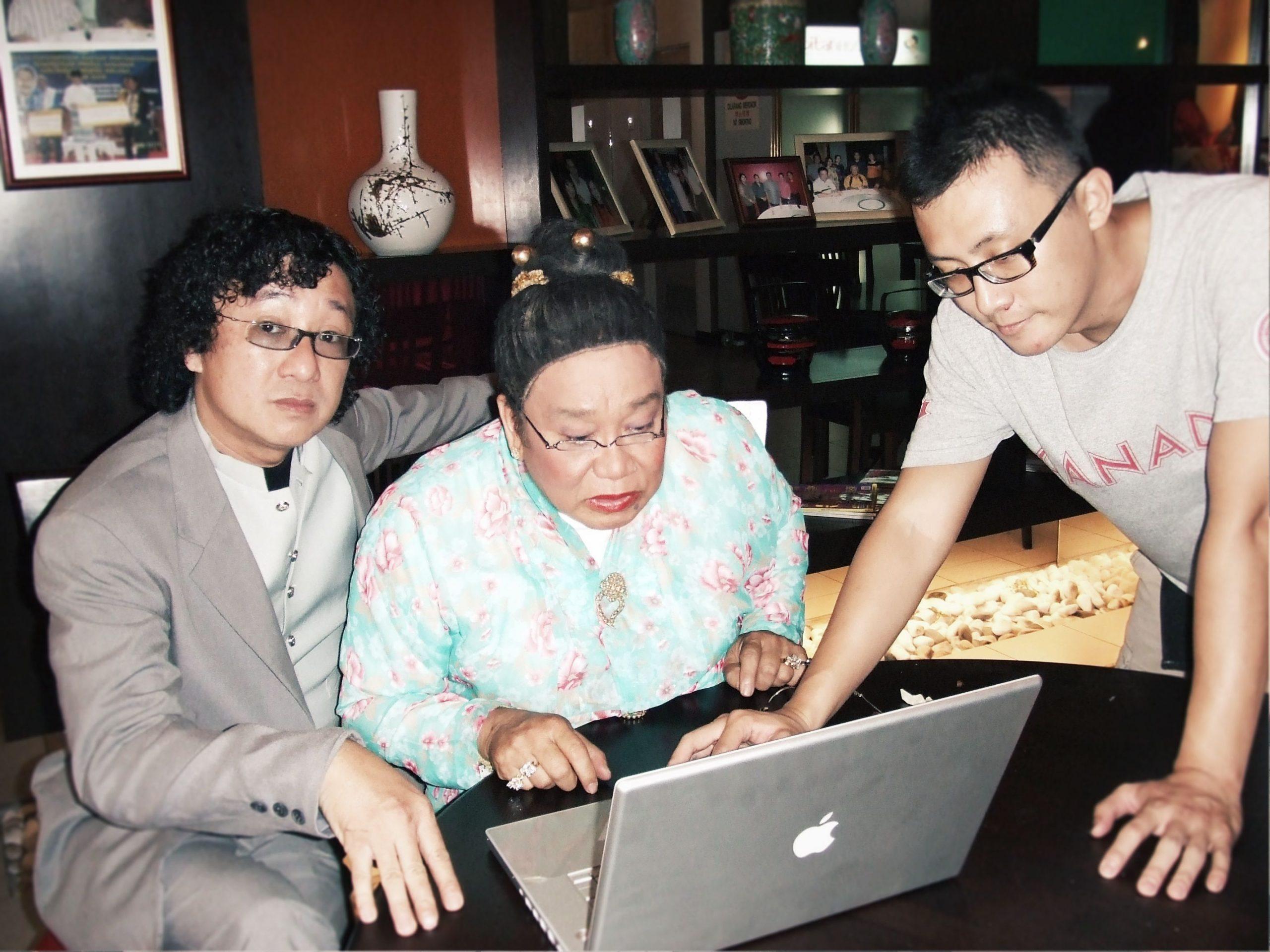 马来西亚美食家鼻祖