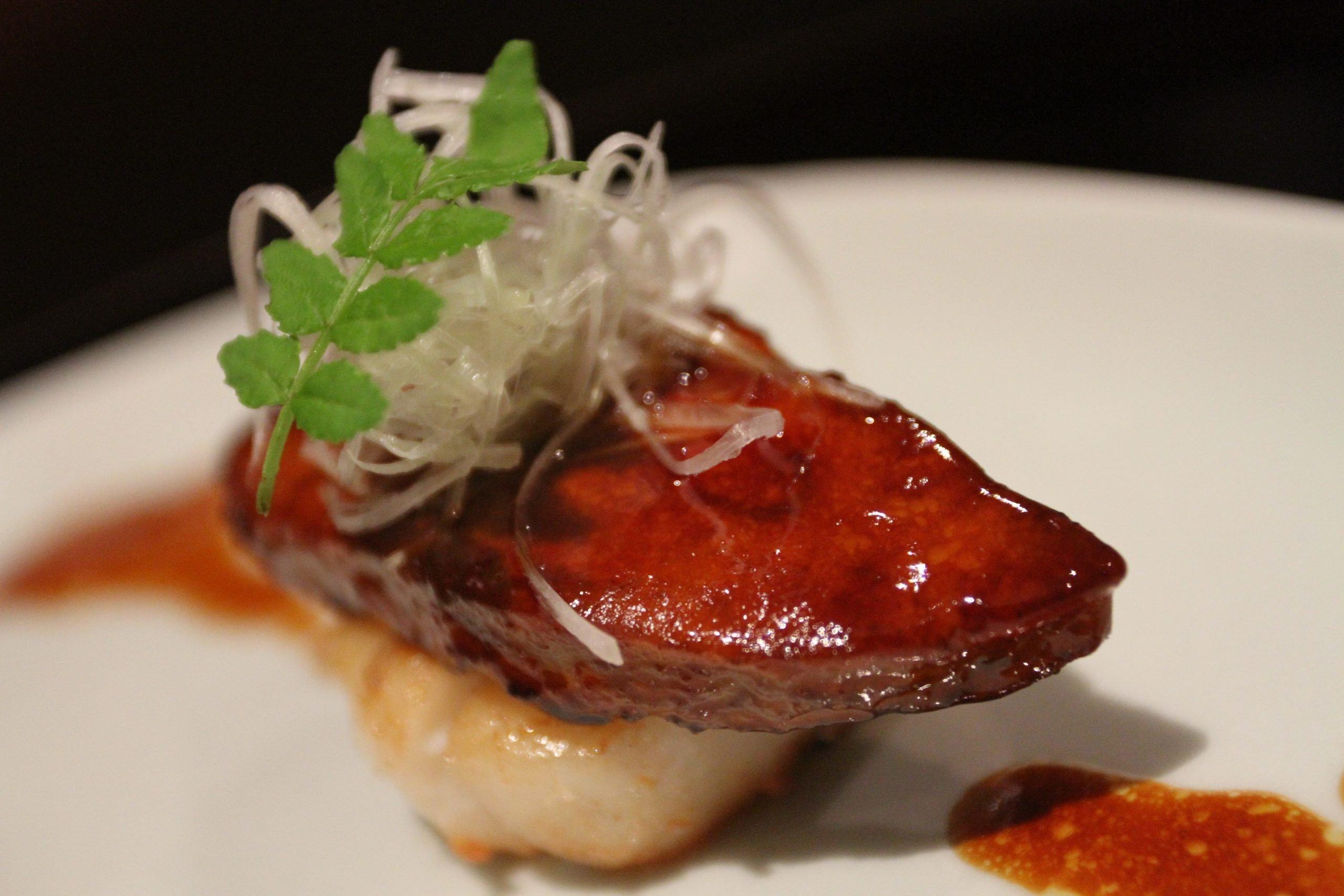 大马食神-北海道帆立贝烧烤鸭肝