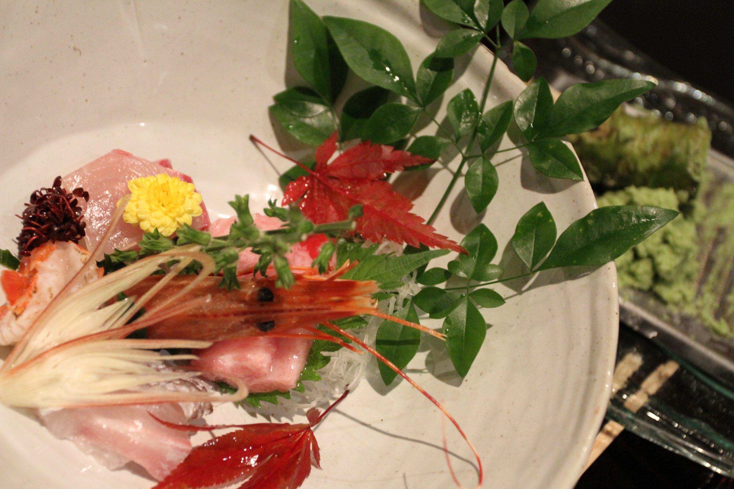 大马食神-Sashimi