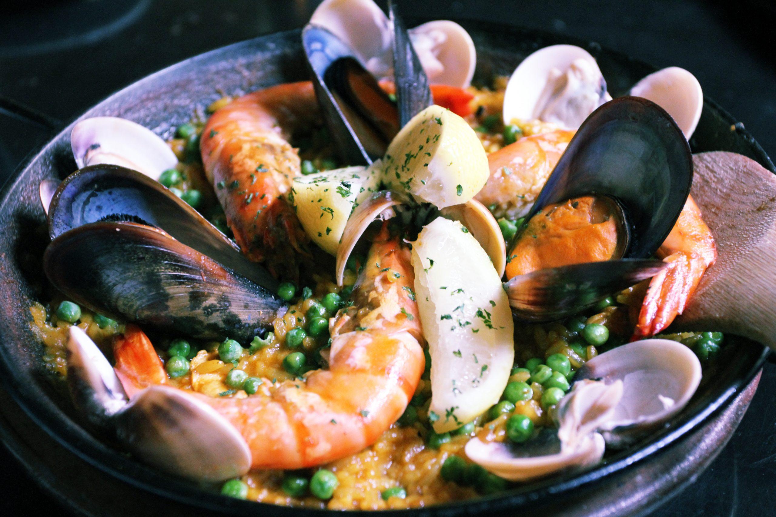 世界美食大师-意大利炖饭与西班牙饭