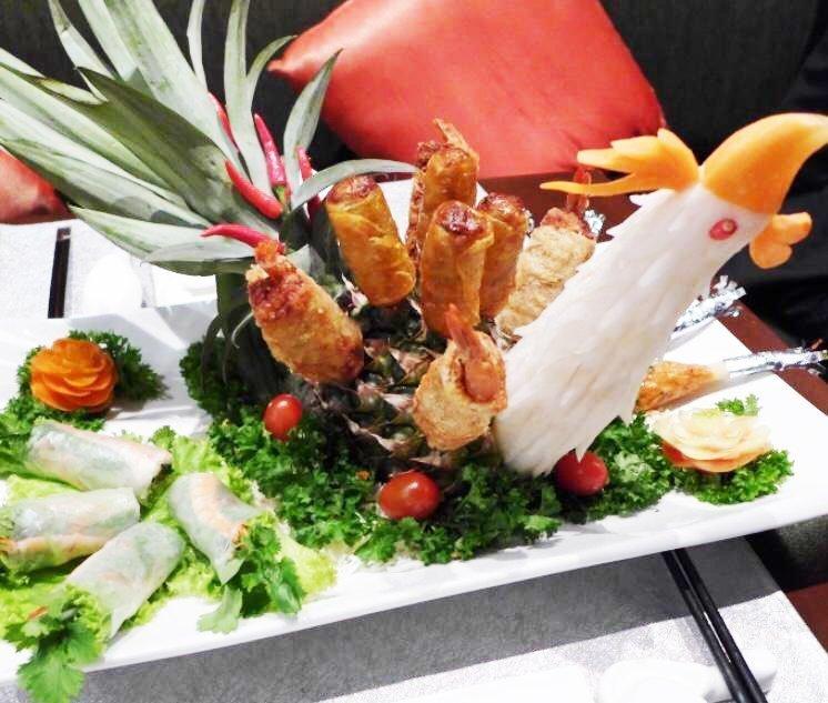 世界美食大师-越南皇家拼盘