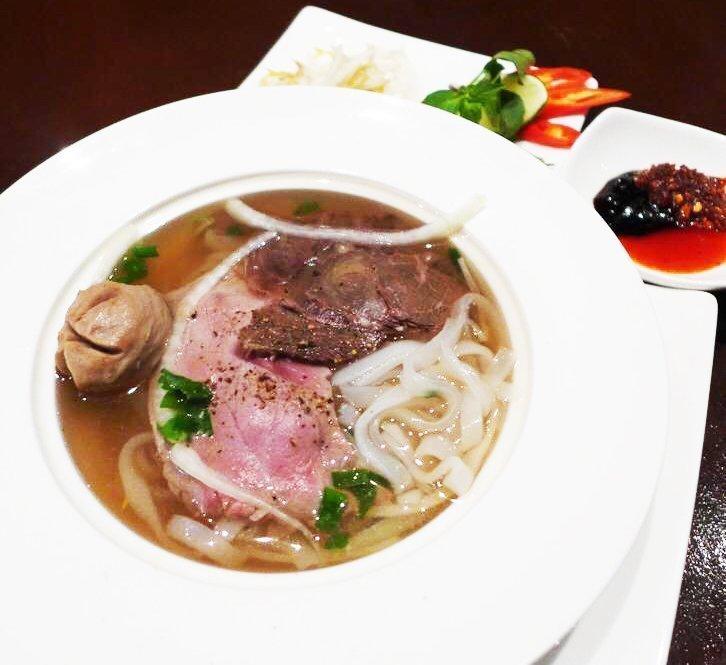 世界美食大师-越南牛肉粉 Pho
