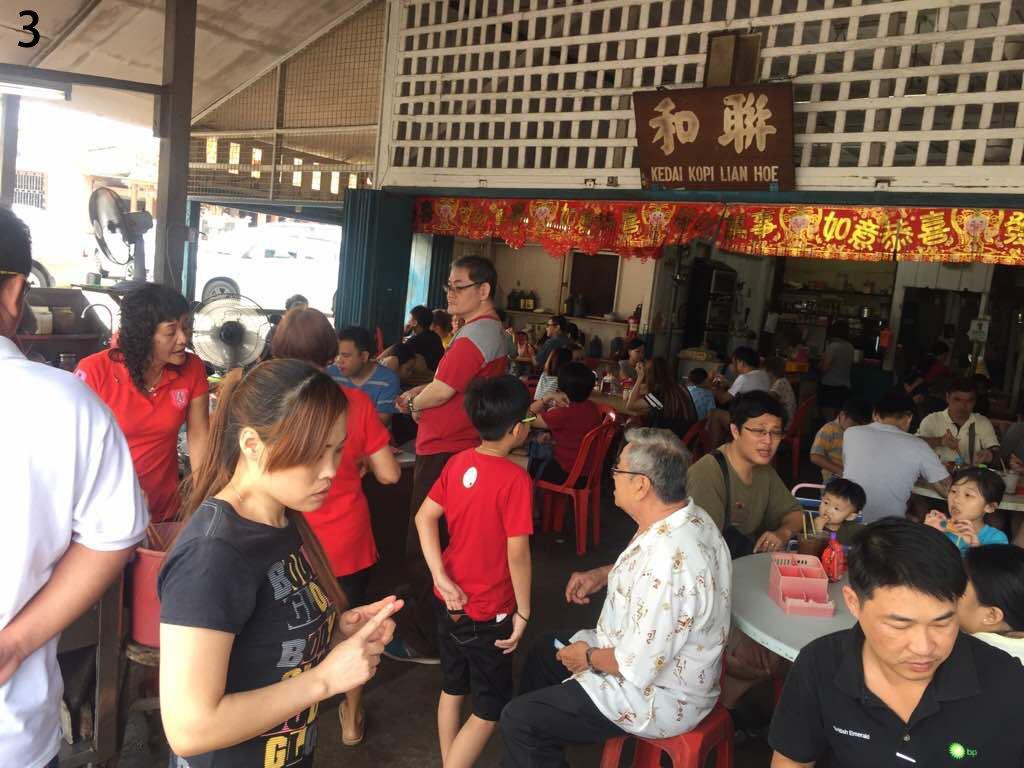 马来西亚美食家鼻祖-联合茶餐室