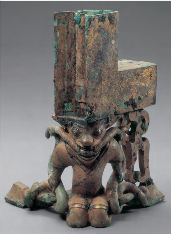 马来西亚食神-人操蛇托座
