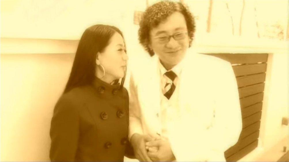 """大马美食家廖城兰与妻子的回忆""""吐花的男人"""""""