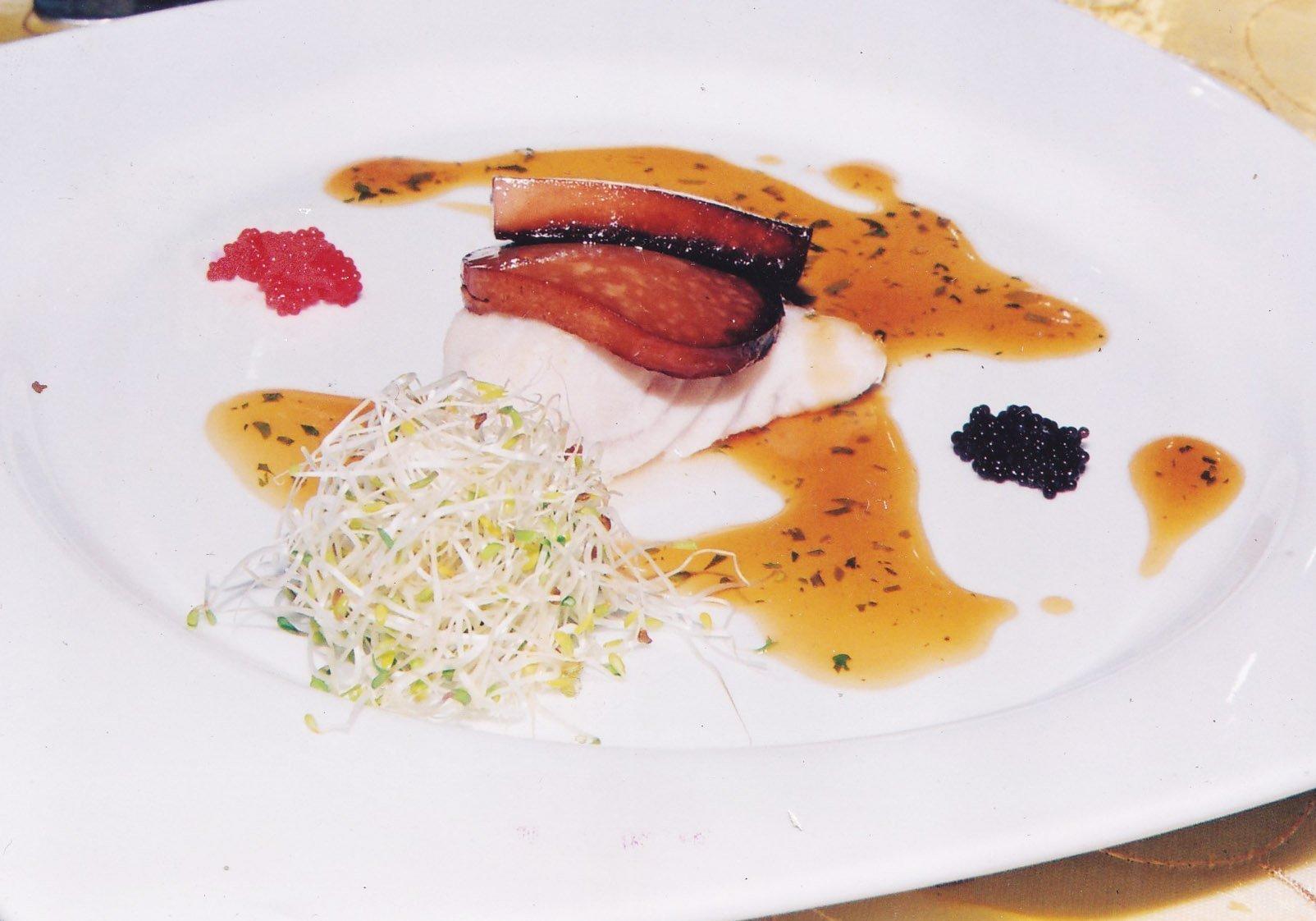 大马食神-苏眉鱼子酱
