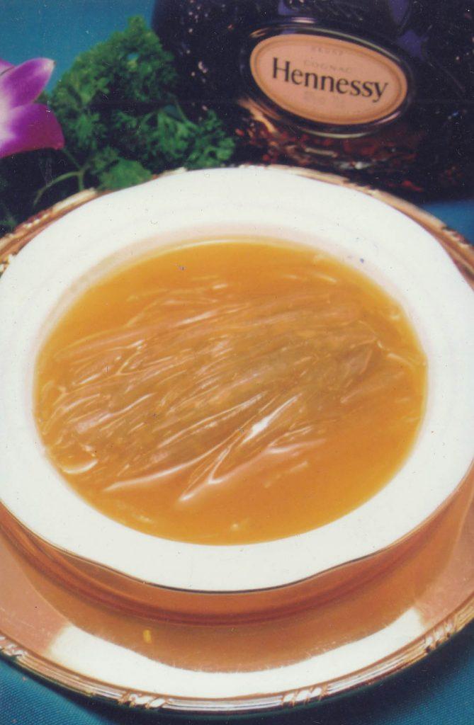 世界美食大师-黄焖鱼翅