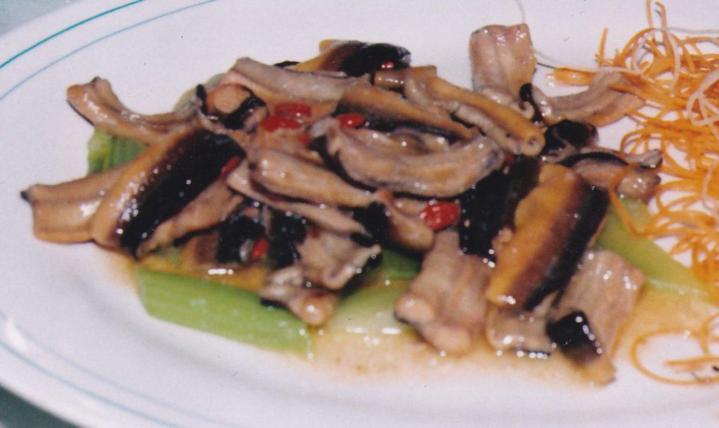 世界美食大师-黄鳝