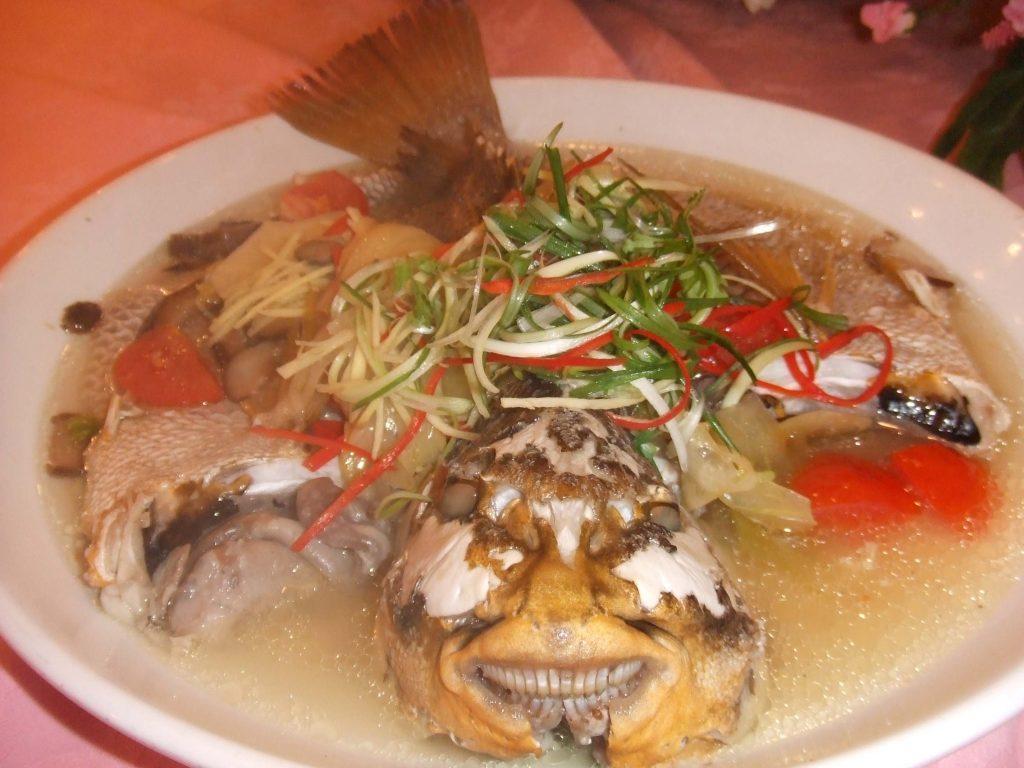 大马食神-中江鱼