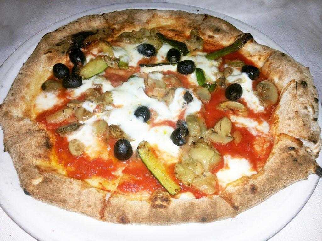 世界美食大师-意大利甜披萨