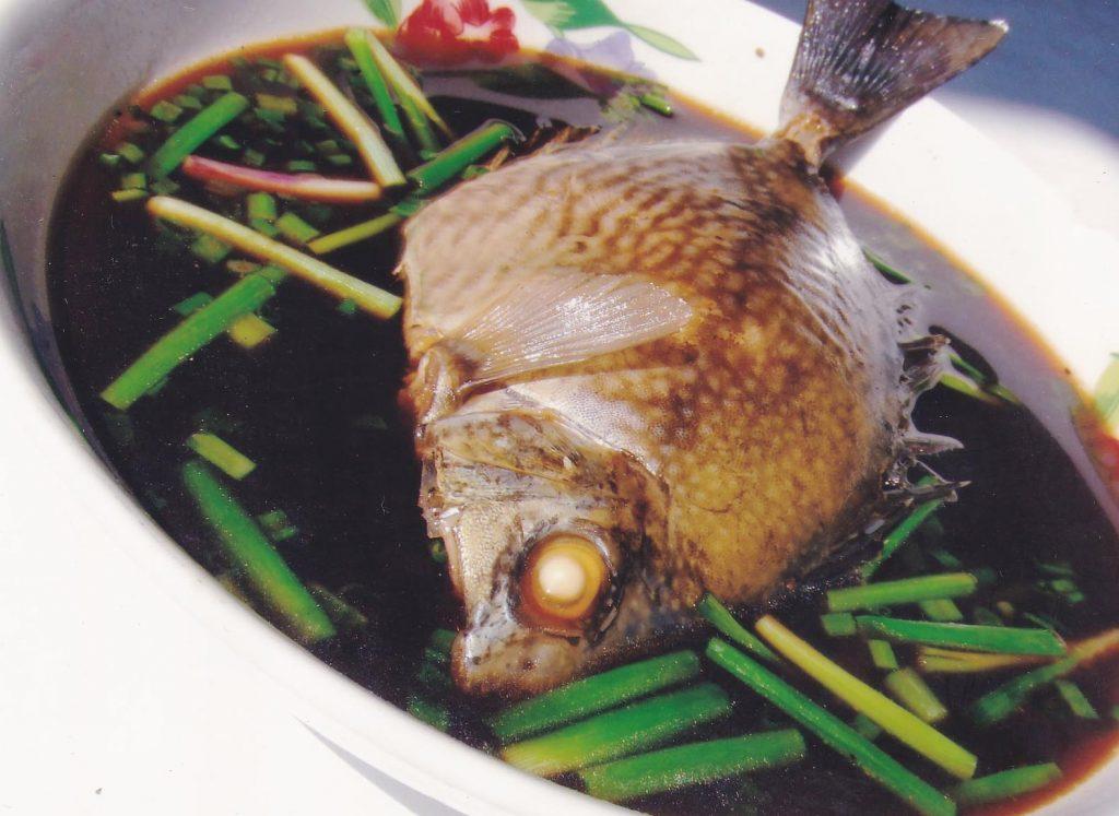 马来西亚食神-沙巴泥鯭