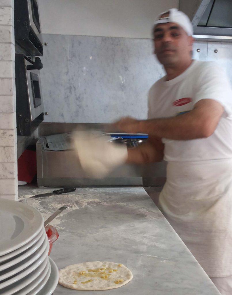 世界美食大师-法国披萨