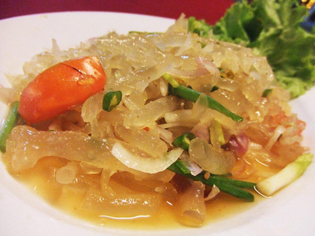 马来西亚食神 - 海蜇