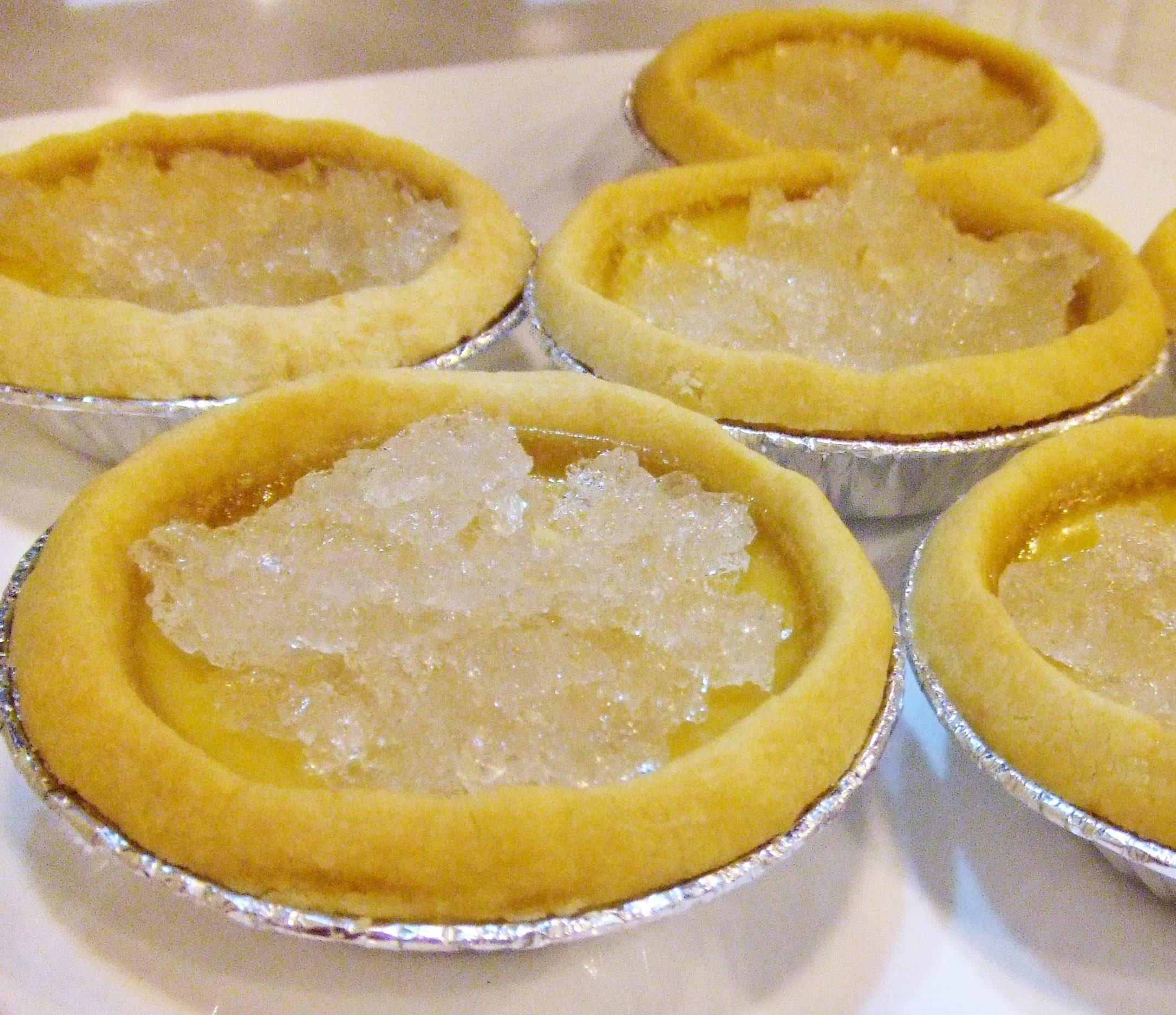 世界美食大师:高贵蛋挞、点心