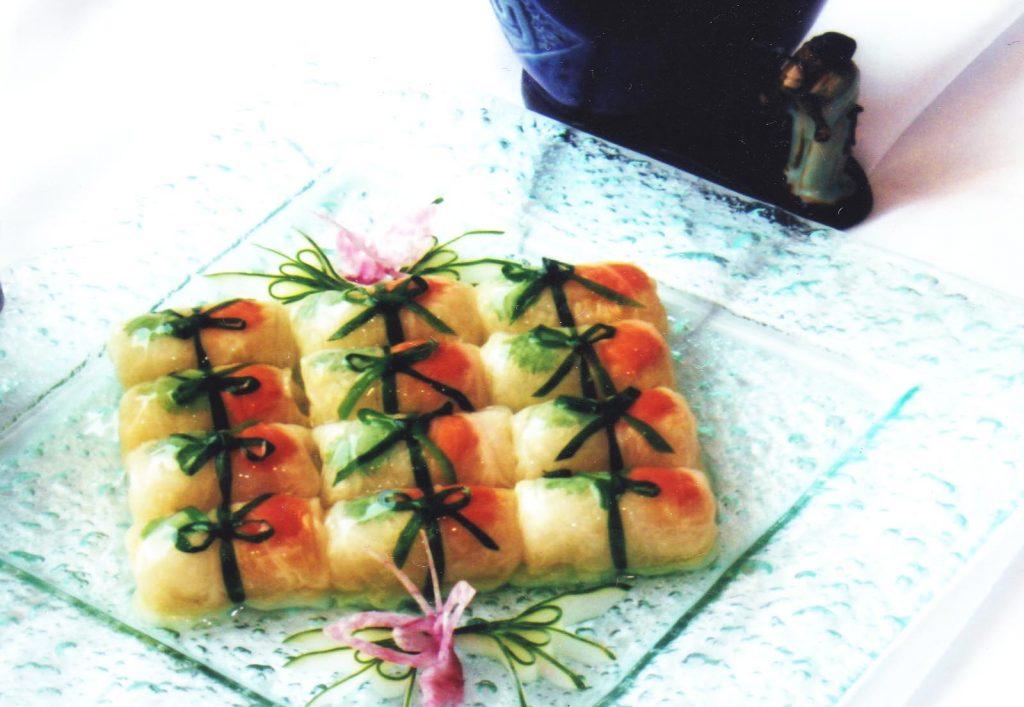 世界美食大师-绿带寻包