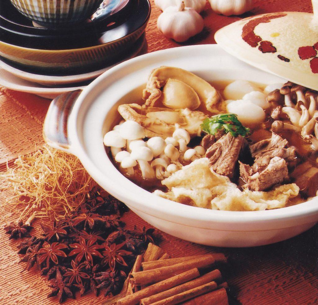 马来西亚食神-肉骨茶