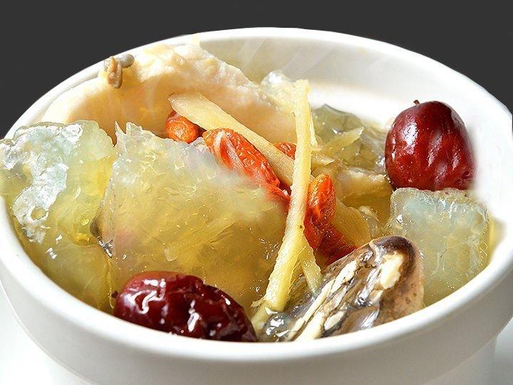 世界美食大师-蟳龙鱼骨