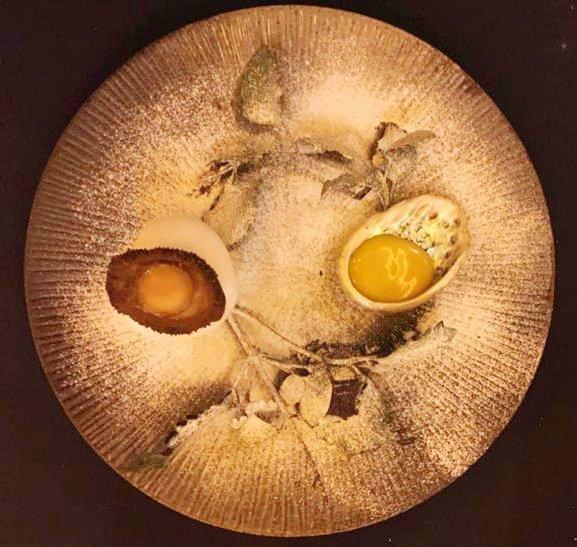 世界美食大师食公子 - 鲍鱼分子料理