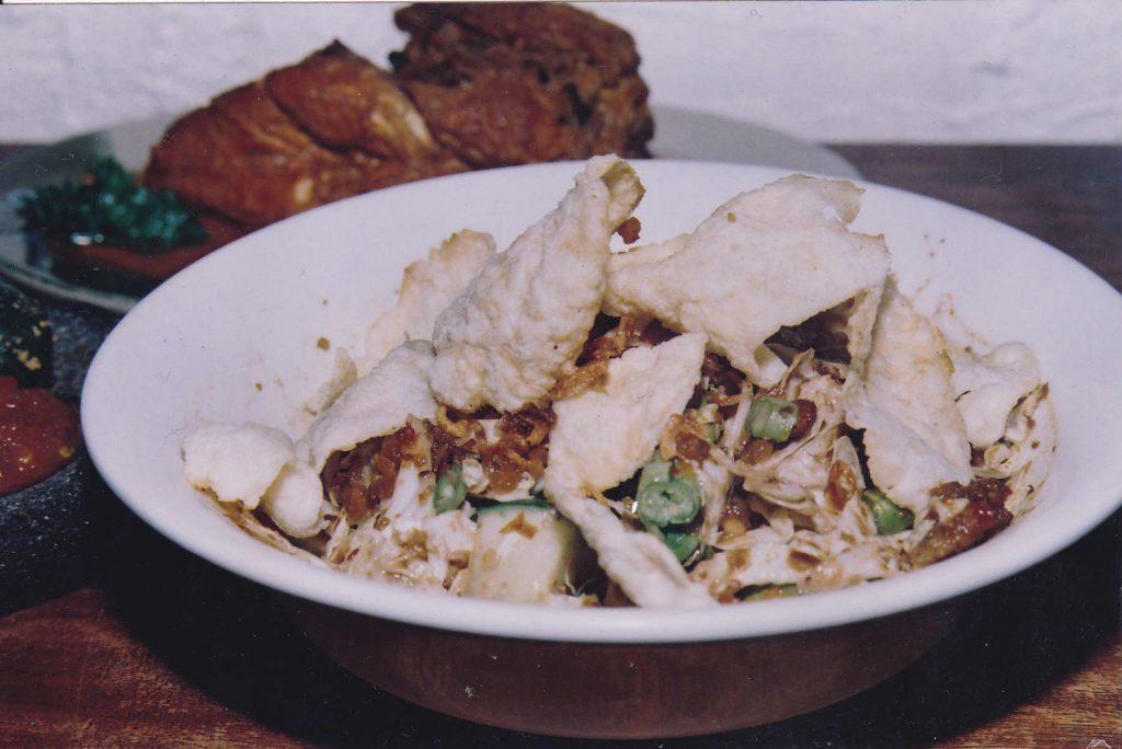 世界美食大师食公子 - 印尼gado-gado