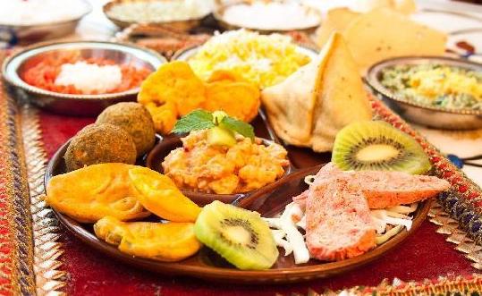 世界美食大师食公子 - 意大利印度头盘