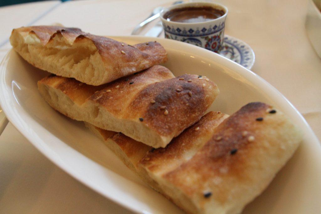 马来西亚美食家 - 土耳其咖啡、中东扁面包