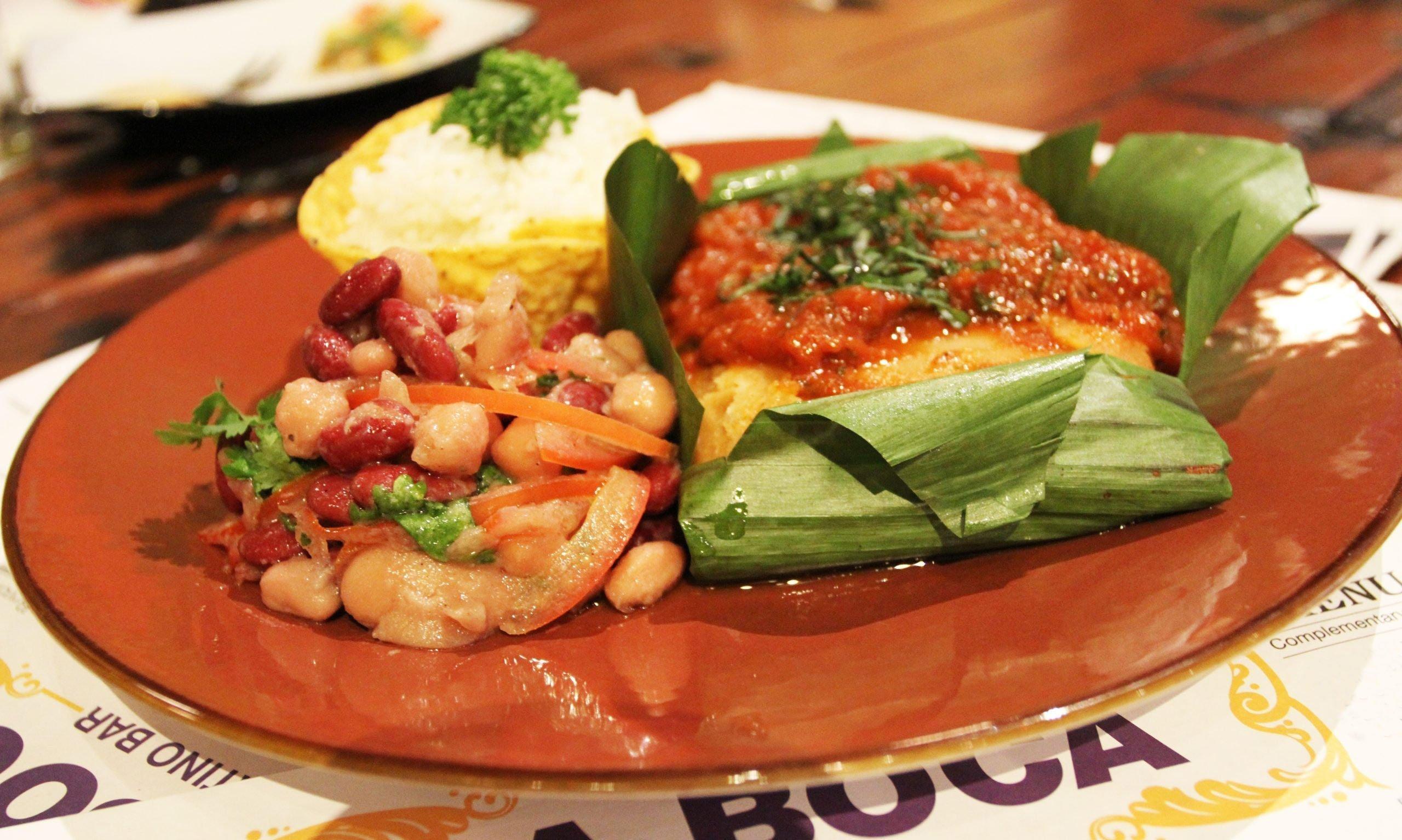 马来西亚美食家 - 墨西哥粽