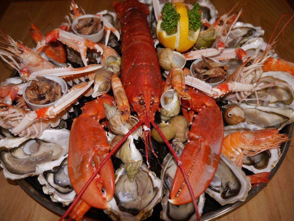 世界美食大师-海鲜拼盘