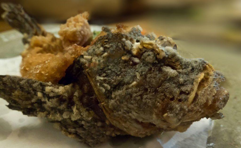 大马食神-Deep fried Japanese stonefish