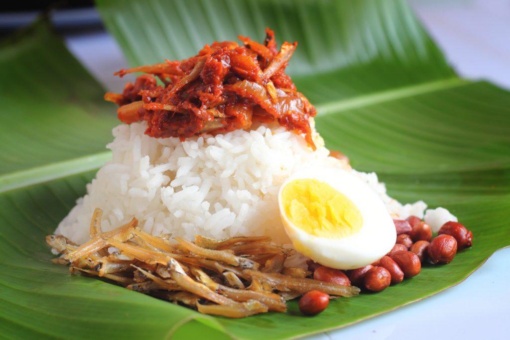马来西亚食神-NasiLemak