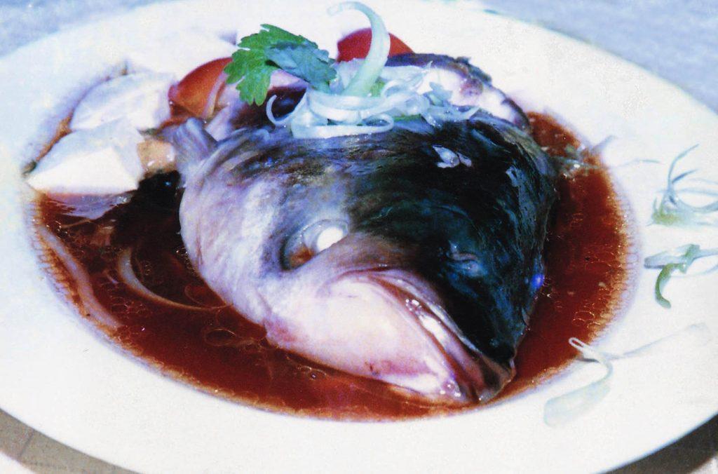大马食神-松鱼头