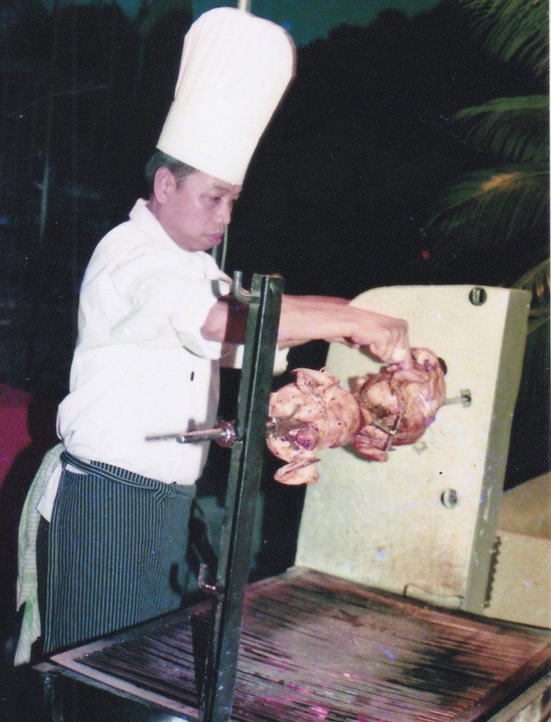 世界美食大师-烤鸡