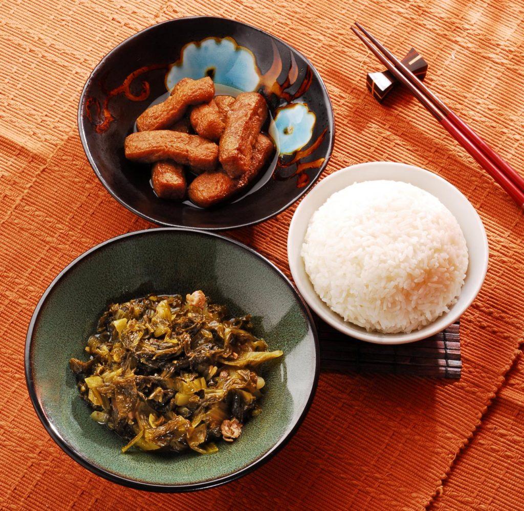 马来西亚食神-肉骨茶 咸菜豆卜