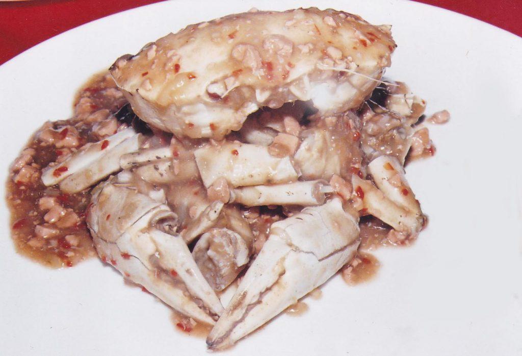 马来西亚食神-雪蟹