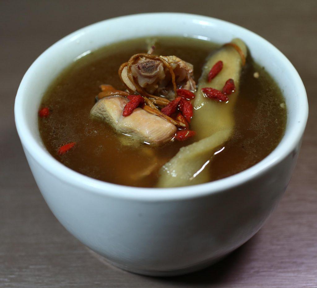马来西亚食神-鸡肉肉骨茶