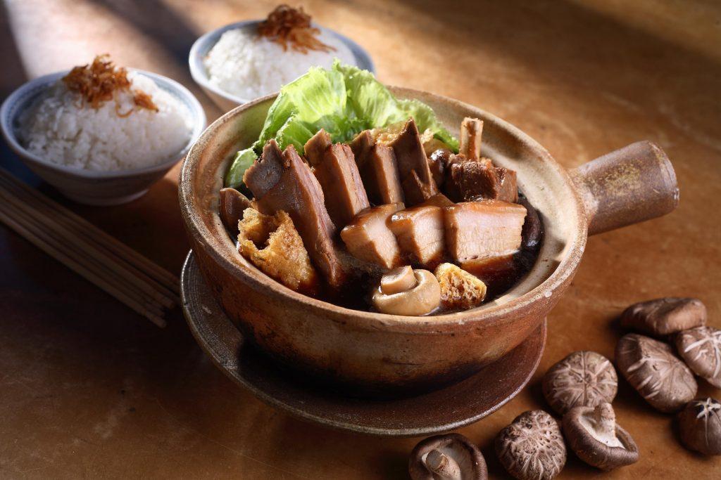 马来西亚食神-黑底肉骨茶