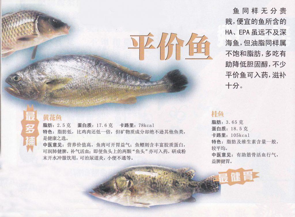 大马食神-风味 桂花鱼 黄花鱼
