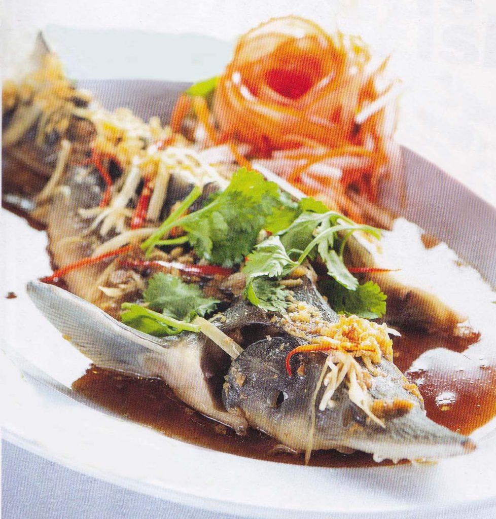 大马食神-全鱼宴 鲟龙鱼