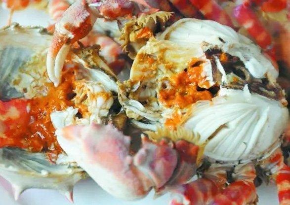 马来西亚食神-中华虎头蟹