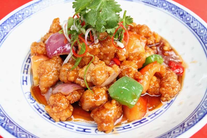 马来西亚食神-咕噜肉 广东菜