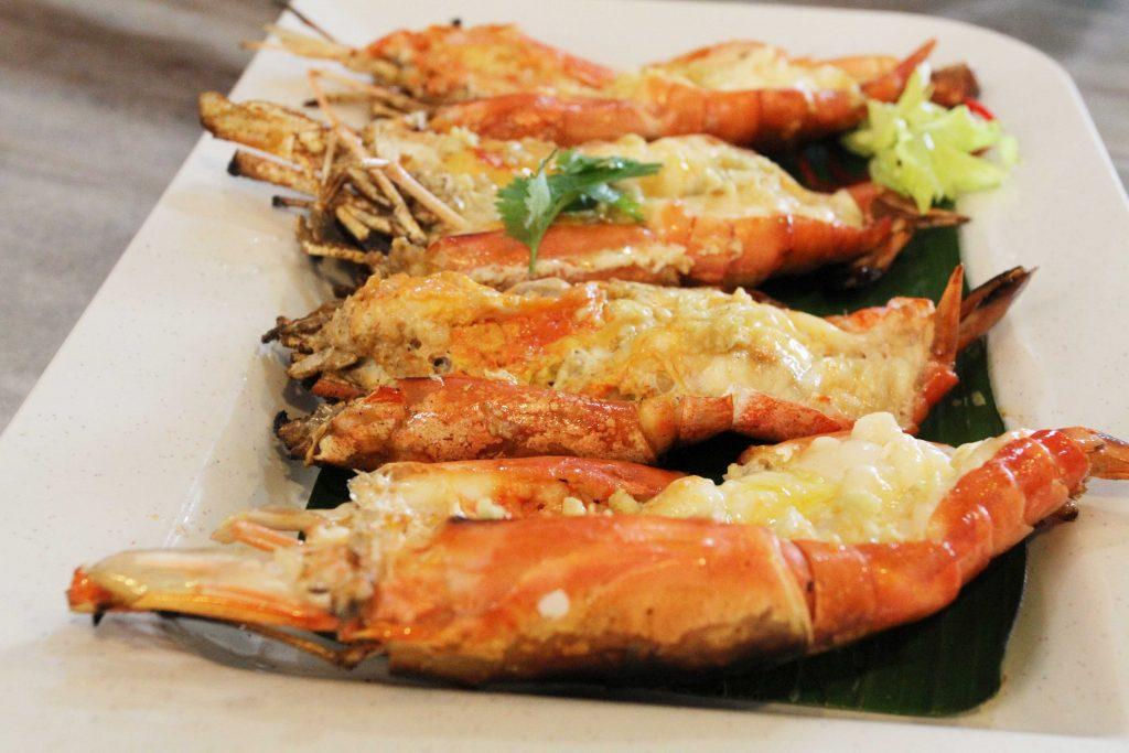 马来西亚食神-大头虾