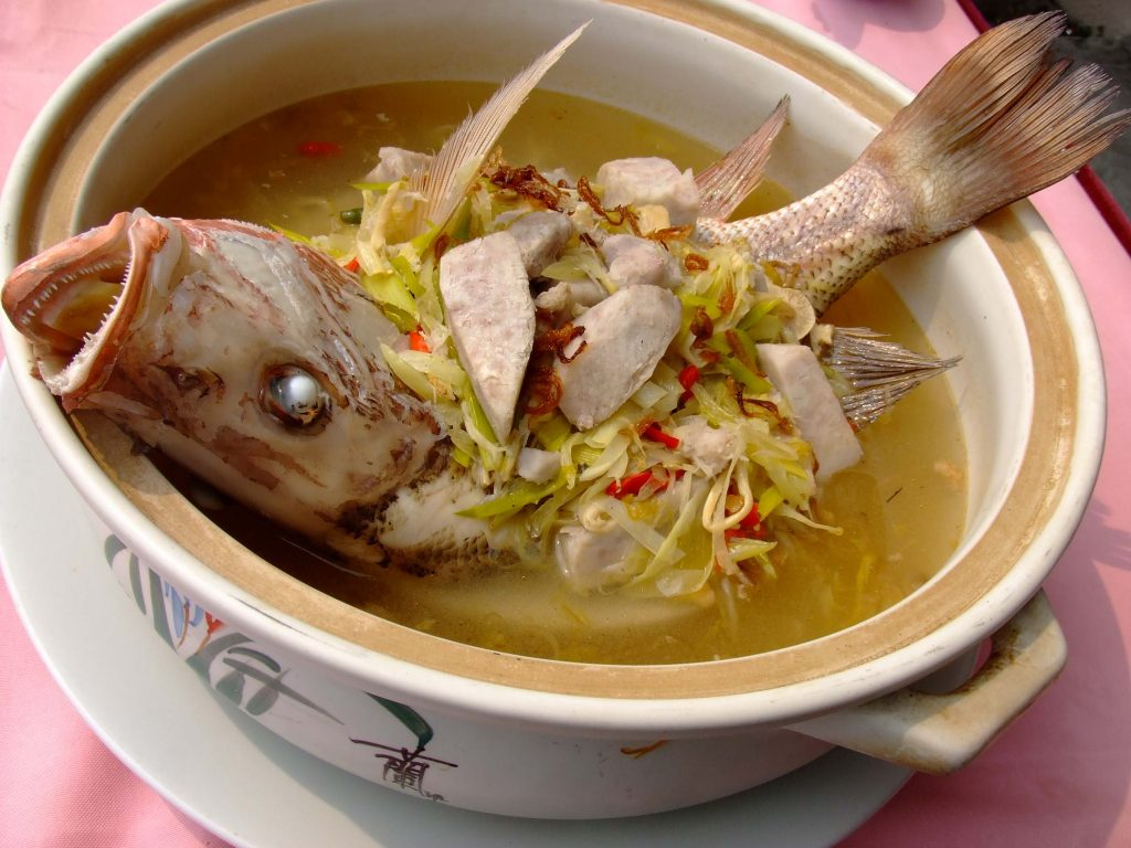 大马食神-大碗鱼