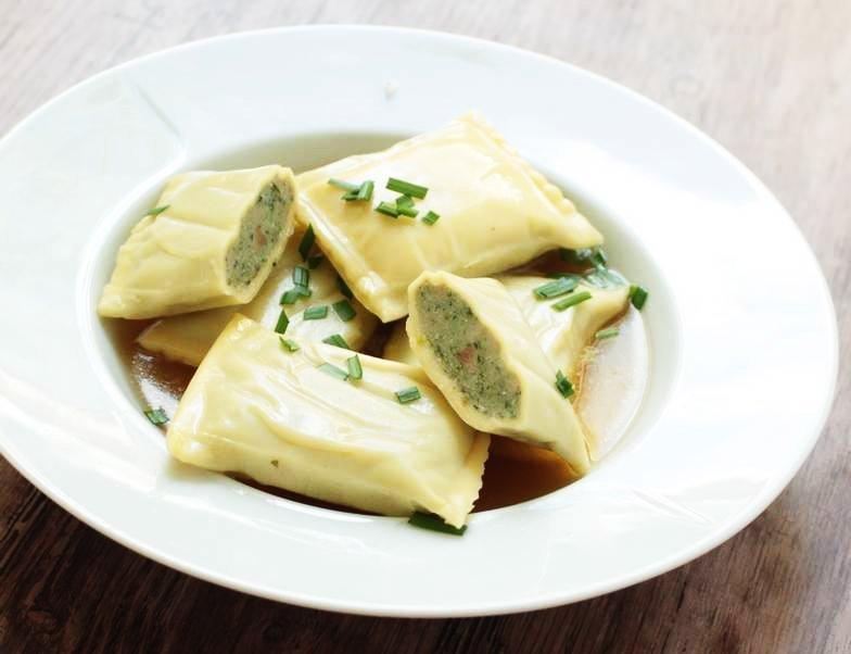 世界美食大师-德国饺子