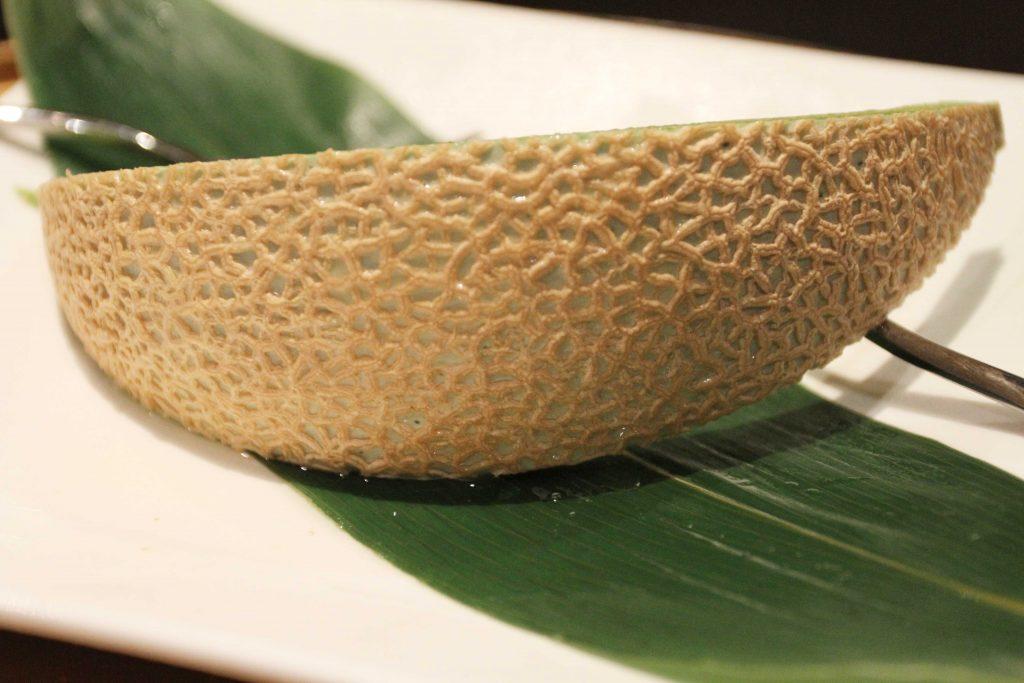 大马食神-日本蜜瓜