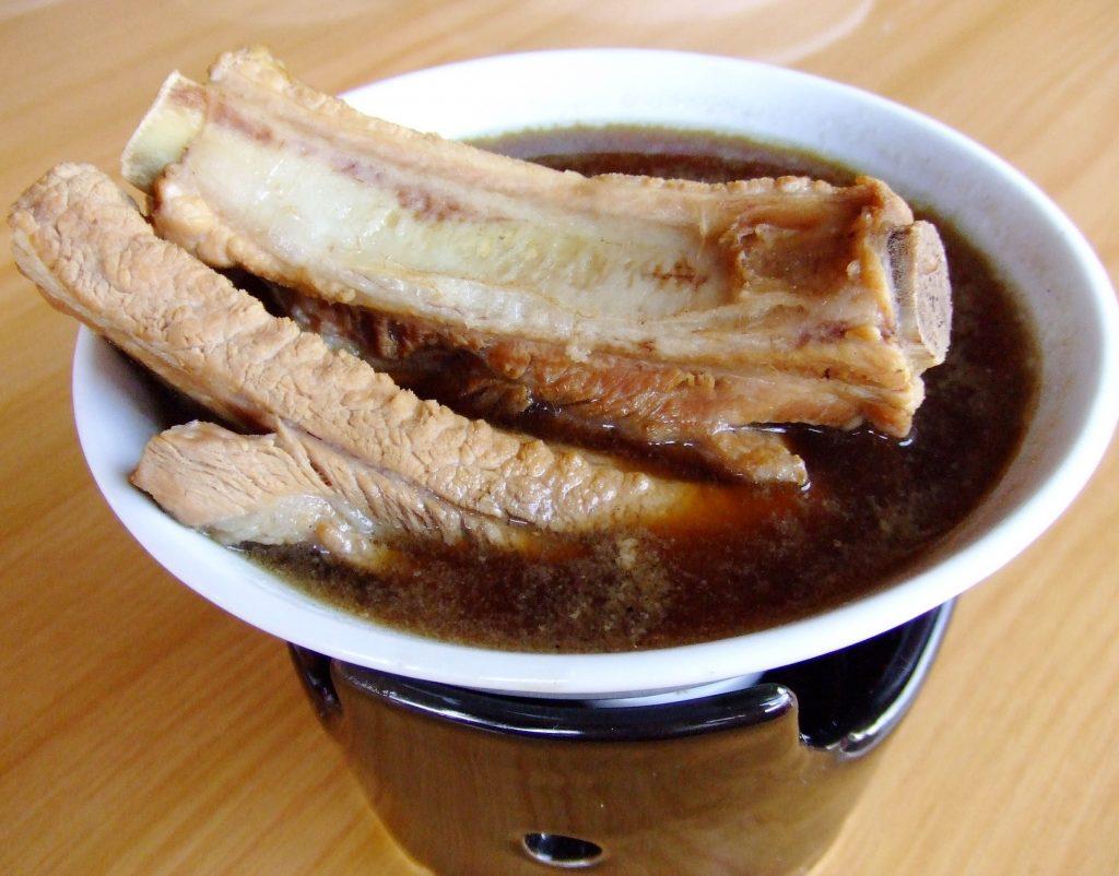 马来西亚食神-正长骨肉骨茶