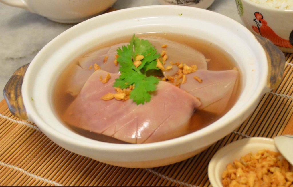 马来西亚食神-猪腰汤