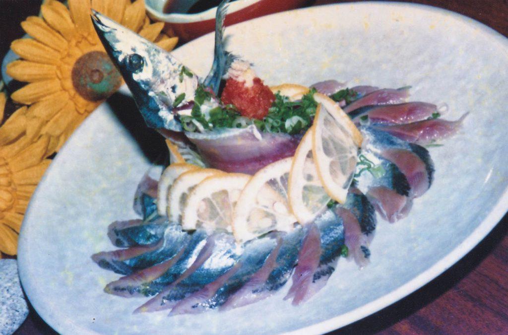 大马食神-秋刀鱼