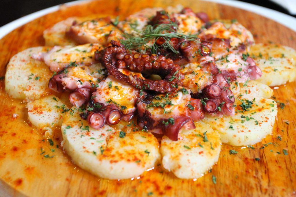世界美食大师-章鱼