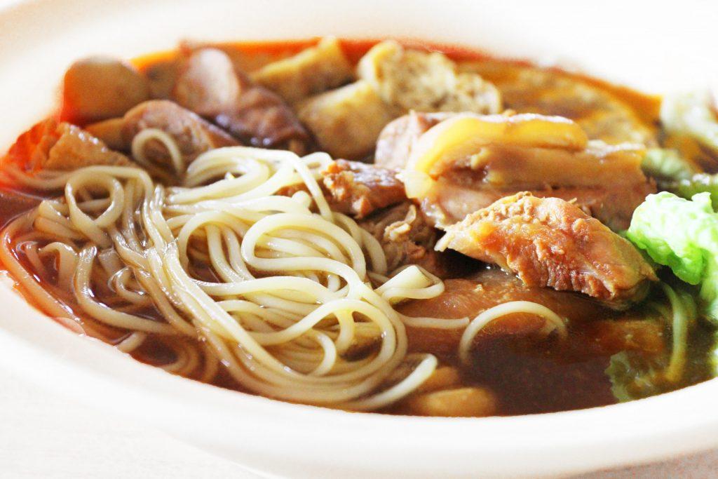 马来西亚食神-肉骨茶面线